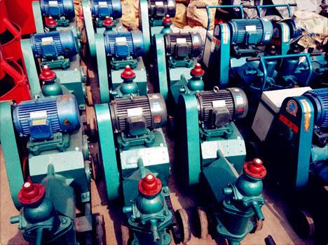 微型电动高压注浆泵