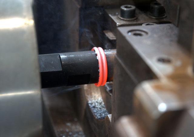 摩擦焊地质钻杆