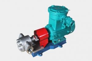 全液压钻机选用的液压泵介绍