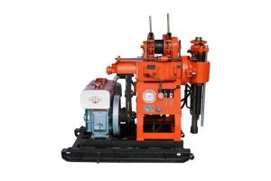 钻井机的应用范围与工作方式