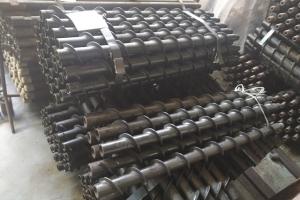 地质螺旋钻杆材质工艺特点介绍!