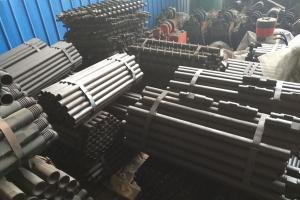 地质钻杆与坑道钻机如何搭配