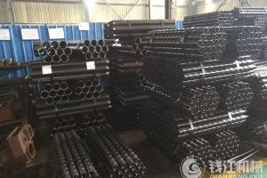 摩擦焊钻杆和整体钻杆的不同