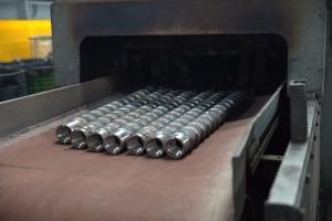 钻杆杆体的热处理淬火回火热处理工艺