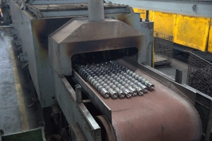 地质钻杆的热处理工艺介绍