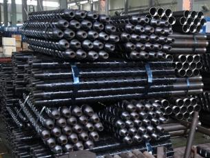 煤矿用摩擦焊 地质钻杆双螺旋