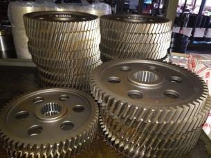 钻机配件中间轴大齿轮