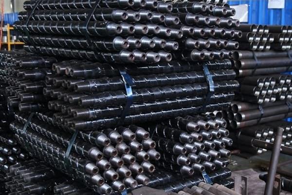 肋骨钻杆 煤矿用地质钻杆 Φ50