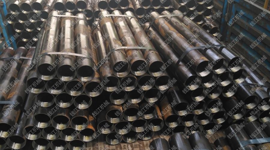 淮南矿业集团岩芯管发货